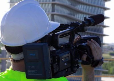 tecnico sonido zaragoza radio prensa medios video
